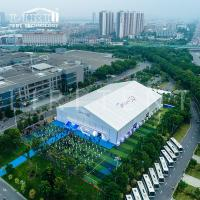 High Class 20x25m Temporary Corporate Anniversary Celebration Second Hand Marquee Tents for sale