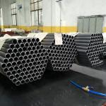 Hollow Section Seamless Alloy Steel Tube Cold Drawn With Bright Surface