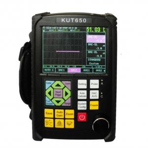 China High Speed Weld Ultrasonic Flaw Detection Equipment / Tester Meter / Test Machine on sale