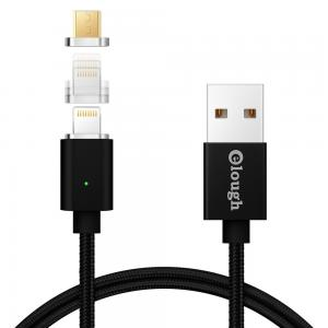 China Factory Selling Phone Accessories Micro USB Magnetic Data Charging Cable For Apple Android Type C 3 in 1 on sale