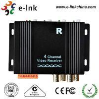 CCTV Camera Active UTP Video Extender Receiver PAL / NTSC/ SECAM Compatible Format