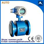electro magnetic flow meter uesd for water/waste water/industry water/sewage with low cost