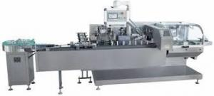 China High Efficency Automatic Cartoning Machine 60 - 120 Carons / Minute on sale