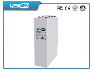 China UPS Battery Sealed Lead Acid Battery For Boats , Black & Grey White on sale