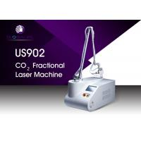 China Radio Frequency Fractional CO2 Laser Machine Far-infrared For Syringoma Removal Harmless on sale