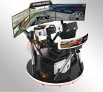 Park Simulation Rides Vr Racing Simulator , Car Motionvr Driving Simulator