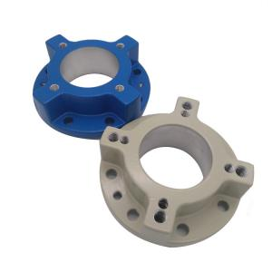China Housing Tractor Die Casting Part Precision Machined Auto Components High Accurate on sale