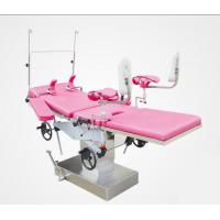Hydraulic Obstetric Delivery Bed , Stainless Steel Operating Table Manual Type