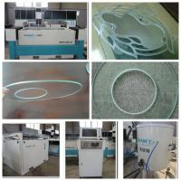 2017 low price marble and granite mosaic 1500*2500mm 420Mpa CNC water jet cutting machine with CE
