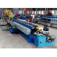China 2.0-2.8mm Thickness Solar Panel Frame Forming Machine Material Saving Low Noise on sale