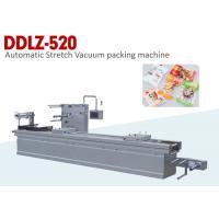 China Food Vaccum Packing Equipment Automatic Ham Stretch Vacuum Packing Machine machine manufacturer Price on sale