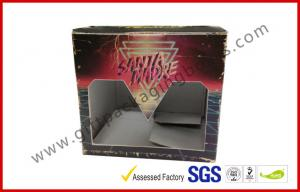 China Foldable Corrugated Paper Box Custom Craft Paper Boxes For Storage on sale