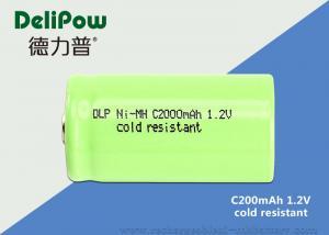 China Baterías recargables de la baja temperatura de la seguridad para la linterna C2000 on sale