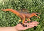 Plastic Dinosaur Model Toys / Jurassic World Spinosaurus Toy L28*W7.5*H13 Size
