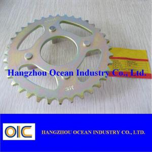 China professional Motorcycle Sprockets on sale