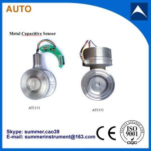 China metal capacitance pressure sensor with high accuracy on sale