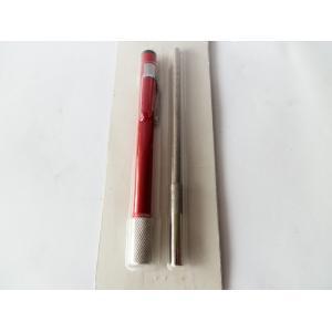 China 5 Inch Knife Diamond Sharpener / Diamond Rod Knife Sharpener For Fish Hook Sharpening on sale