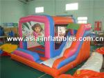 Inflatable mini Jumping castle with slide