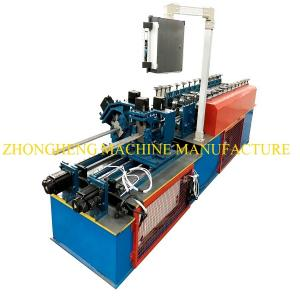 China Gypsum Drywall Metal Stud And Track Roll Forming Machine Ensure Stability on sale
