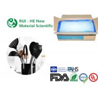 RH3031 High Strength Silicone Rubber , Kitchenware Elastic Silicone Rubber