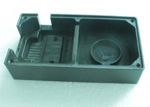 China Black Acetal CNC Machining Parts Small Bezel Panel Camera Assembly on sale