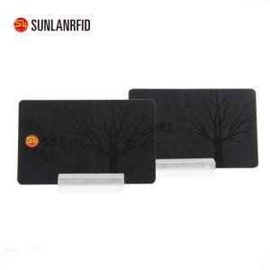 China Paypal Free Shipping Contact Card SLE4428/fudan Chip Smart Card on sale
