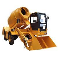 China Concrete Mixer Truck Price FM7.5 Self-loading Concrete Cement Mixer on sale