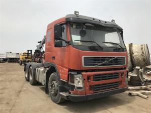 China FH12 FM12 Volvo Used Truck Crane , Original From Japan Truck Head With Cheap Price on sale