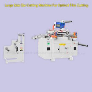 China Double Sided Adhesive Tape Auto Die Cutter Easy Operation ISO Guarantee on sale