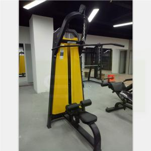 China Sit up bench Seated Pull-down Machine/ High pully   XP821 on sale