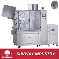 China B.GF-50-2 PBL/ABL laminated soft tube filling and sealing machine on sale