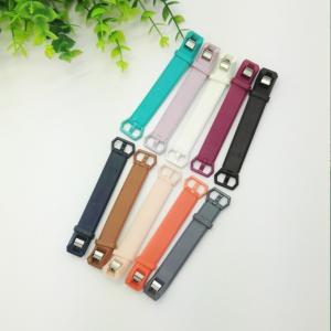China Rubber Silicone Bracelet Wrist Custom Smart Watch Straps sports watch Soft Waterproof Universal Watch Bands on sale