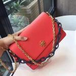The original and authentic works support the same paragraph,torch burch womens handbag This style have  high-end quality