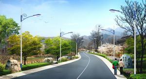 China Solar Street Light HY-D-001 on sale