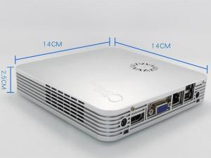 China Small Smart Mobile Mini PC Thin Client ,  Mini PC with RAM 2G + HDD 1TB on sale