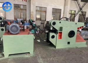 China Industrial Hydraulic Alligator Shear Mechanical Shearing Machine Simple Operation on sale