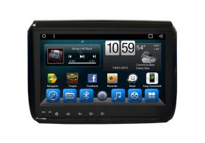 China In Dash Receiver 2008 Peugeot Navigation System with Radio Bluetooth Android on sale