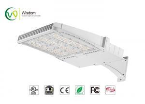 China IP65 Residential White LED Shoebox Light ,  Led Retrofit For Shoebox Fixtures on sale