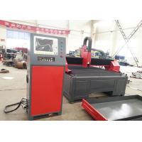 High Definition Sheet Metal CNC Cutting Machine , 1 Torch CNC Plasma Cutter