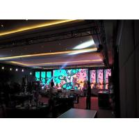 China SMD 3 In 1 Indoor LED Video Wall High Definition With 2 Meters Viewing Distance on sale