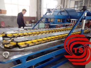 China tuyau en plastique ondulé de mur de double de PVC de 63-250mm faisant la machine, à haute production on sale