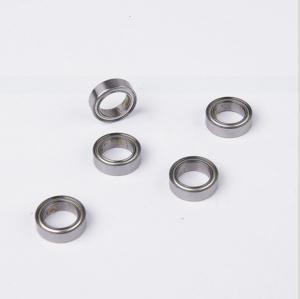 mm 1mm bore 681 type 1 X 3 X 1 Radial Ball Bearing Lowest Friction Metal.