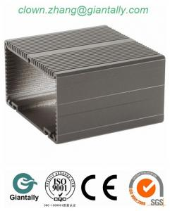 China Anodized Aluminum Profiles Aluminum Heat Sink Aluminium Price Per Kg on sale