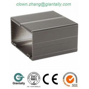 China Anodized Aluminum Profiles Aluminum Heat Sink Aluminium Price Per Kg on sale