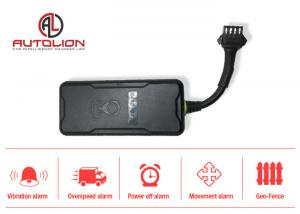 China Power Falure Alarm Car Gps Tracker 9 - 80V For Transports Super Mini on sale