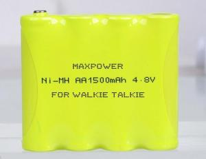 China High Voltage NIMH Rechargeable Batteries  on sale