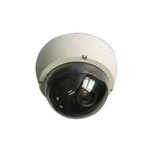 China 4 - 9mm Manual Zoom Lens 20M IR Distance IR Vandalproof Dome WDR CCTV Camera NVDXIR21-4A on sale