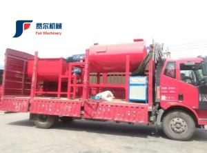 China Professional Dry Mortar Mixer Machine Low Noise For Building Material on sale