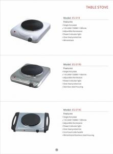 China Table Stove Induction Cooker oube Induction Cooktop Multi Cooker Home Appliances GK-ES-019E on sale