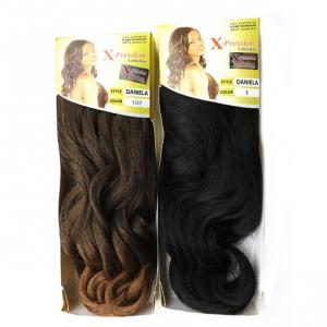 X pression daniella synthetic hair extension